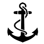 navy anchor