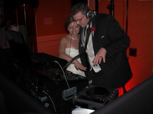 DJ weddings